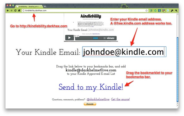 The What, Why, and How Of Kindlebility | Verbose Logging